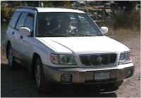 2002 Subaru Forester Review
